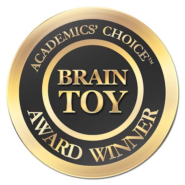Academics Choice Brain Toy Award