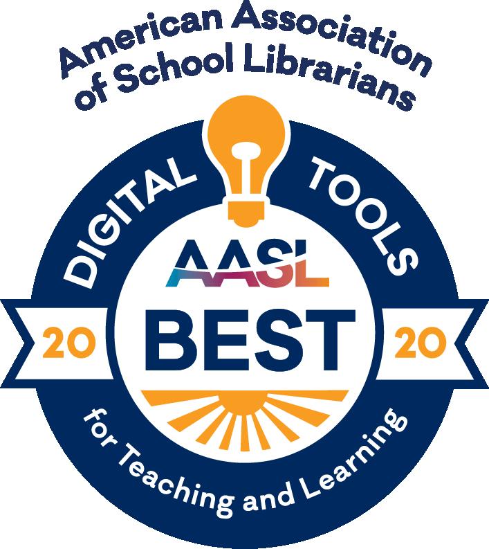 American Association of School Librarians Best App 2016